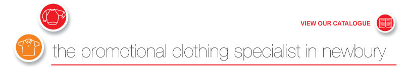 the promotional clothing specialists in newbury